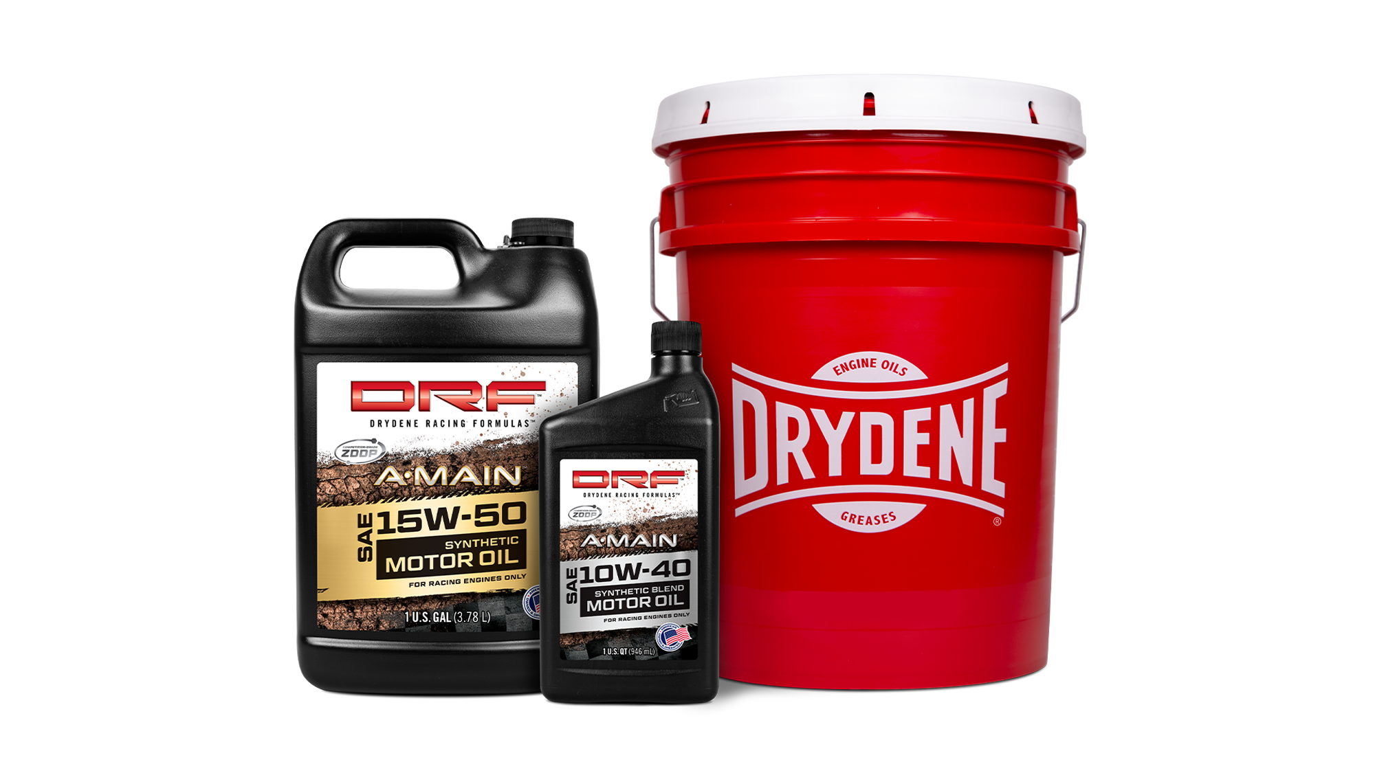 DRF SYNTHETIC BLEND AND FULL SYNTHETIC PRODUCT LINE
