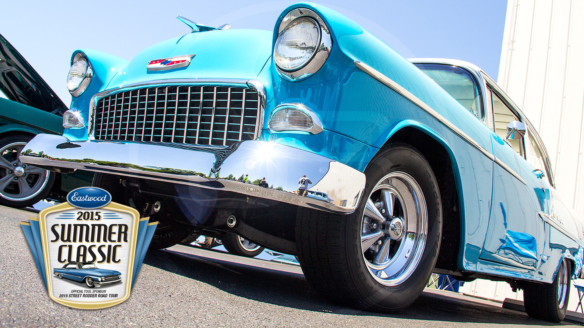 Eastwood Annual Summer Classic Car Show Event Photography